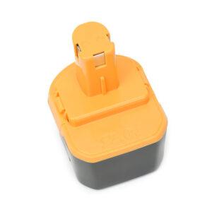 Ni-Cd 12V 1300mAh Battery for Ryobi 1400652, 1400652B, 1400670, 1400143, B-1222H, BPT1025