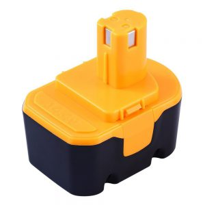 NI-CD 14.4V 1300mAh Battery for Ryobi 1400144, 1400655, 1400656, 1400671, 4400011, 130224010, 130224011, 130224012