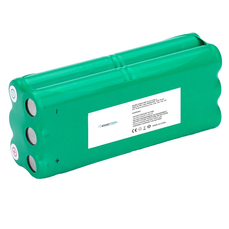 0606004 Saugroboter Batterie 14.4 V 800 mAh pour Dirt Devil Libero m606