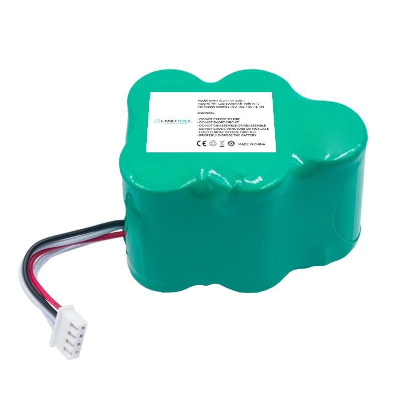 Ni Mh 6 0v 2500mah Battery For Ecovacs Deebot D650 D660 D680