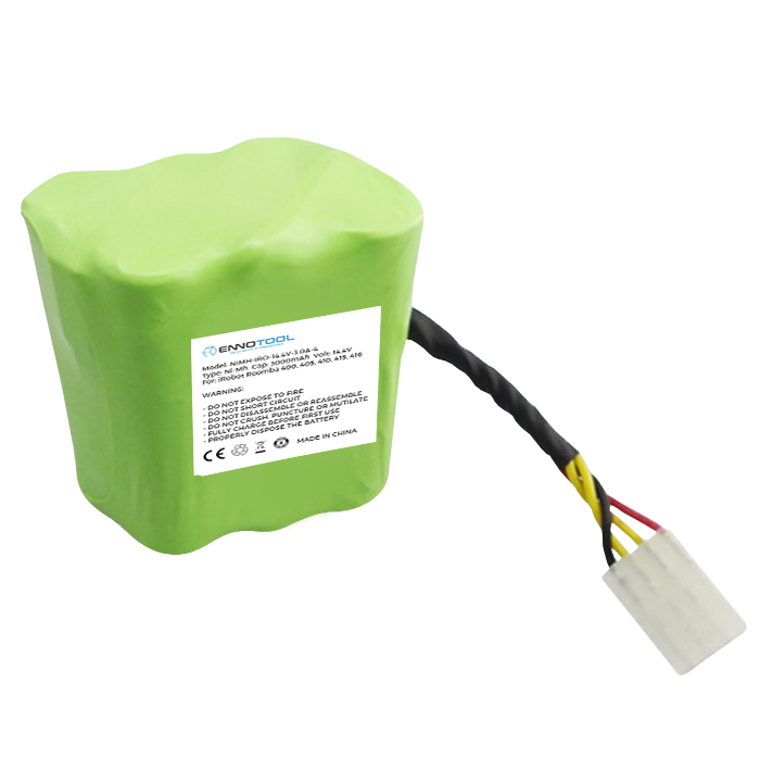 7.2V NiMH Replacement Battery for Neato Sweeper Robot