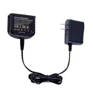 Battery Charger for Black & Decker Craftsman 9.6V-19.2V Li-ion and Ni-Cd Battery Packs
