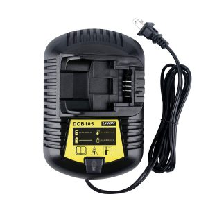 Battery Charger for DeWalt 10.8V, 14.4V, 18V Slide Battery Packs