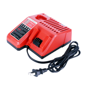 Battery Charger for Milwaukee 12V-18V M12 and M18 Battery Packs