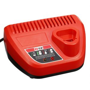 Battery Charger for Milwaukee 12V M12 Battery Packs