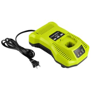 Battery Charger for Ryobi 18V Li-ion Battery Packs